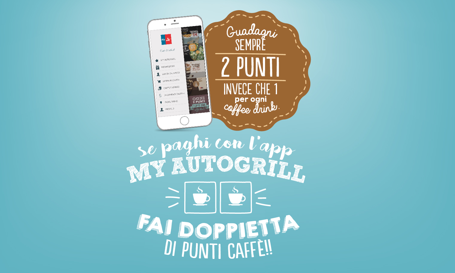 app my autogrill